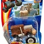 Fisher Price Blaze The Monster Machines Gasquatch Diecast Car Toywiz
