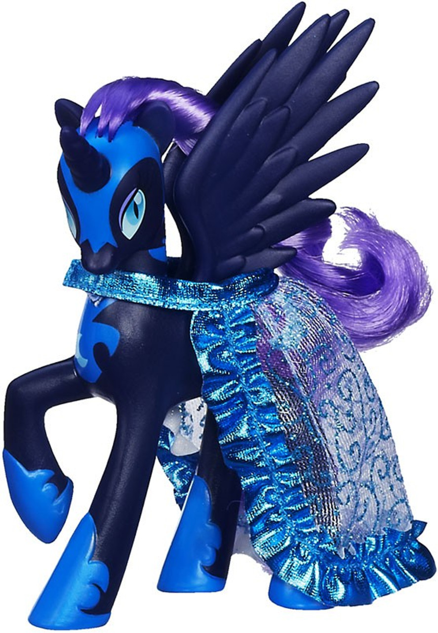 My Little Pony Nightmare Moon With Cape 5 Collectible Figure Favorites Collection Loose Hasbro Toys Toywiz