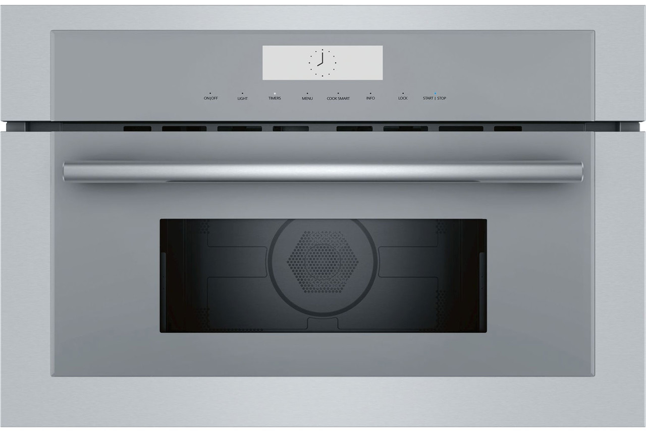 thermador 30 masterpiece series stainless steel speed oven mc30ws
