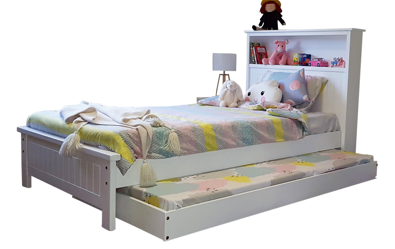 Bookend Bed