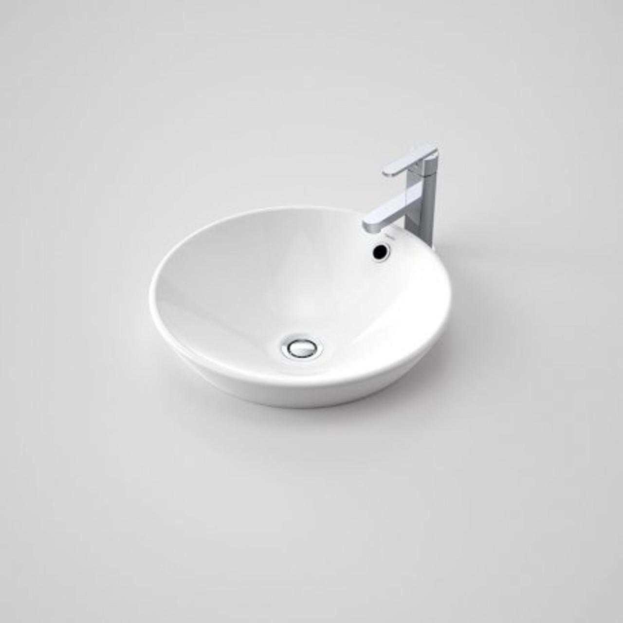 leda vasque inset basin