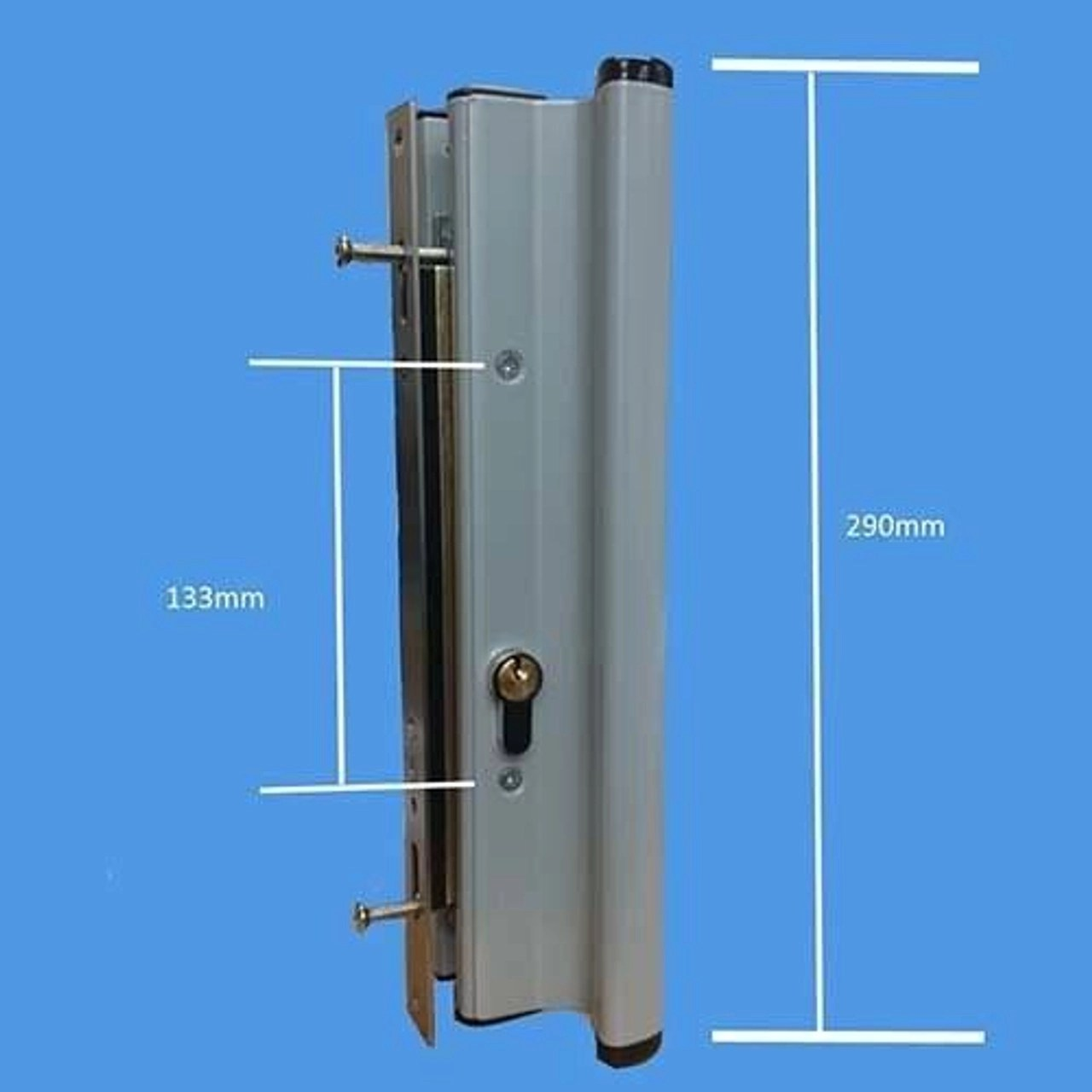 replacement handles for b and q sliding patio doors large style