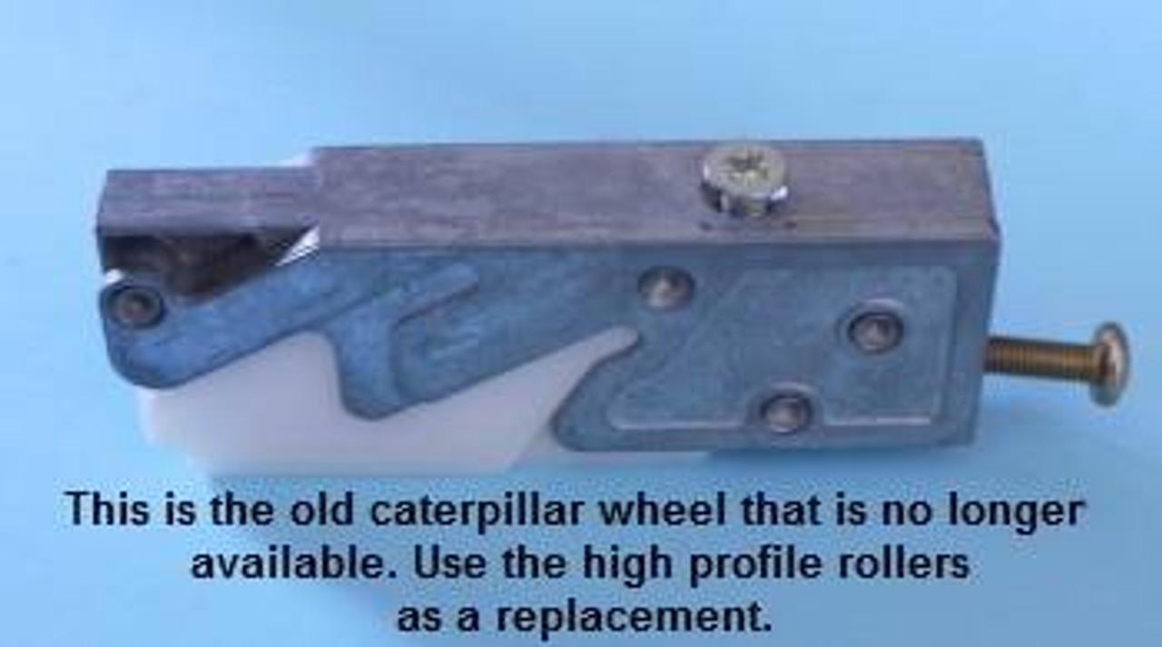 multi fit patio door wheels rollers