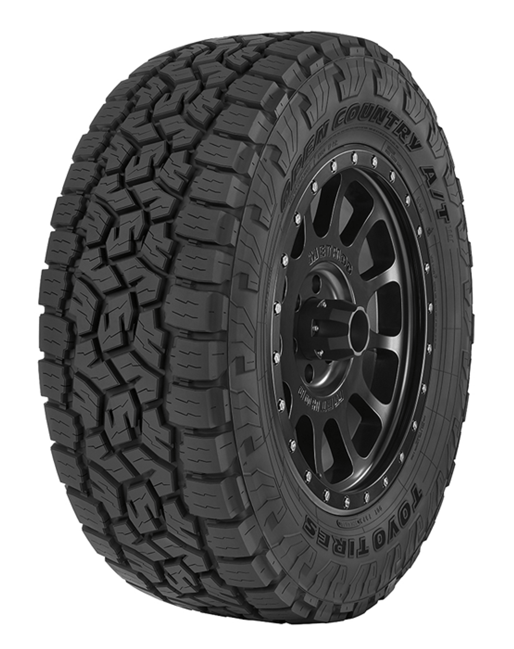 toyo open country atiii tire 285 55r20 p sl 114t bsw free road hazard coverage