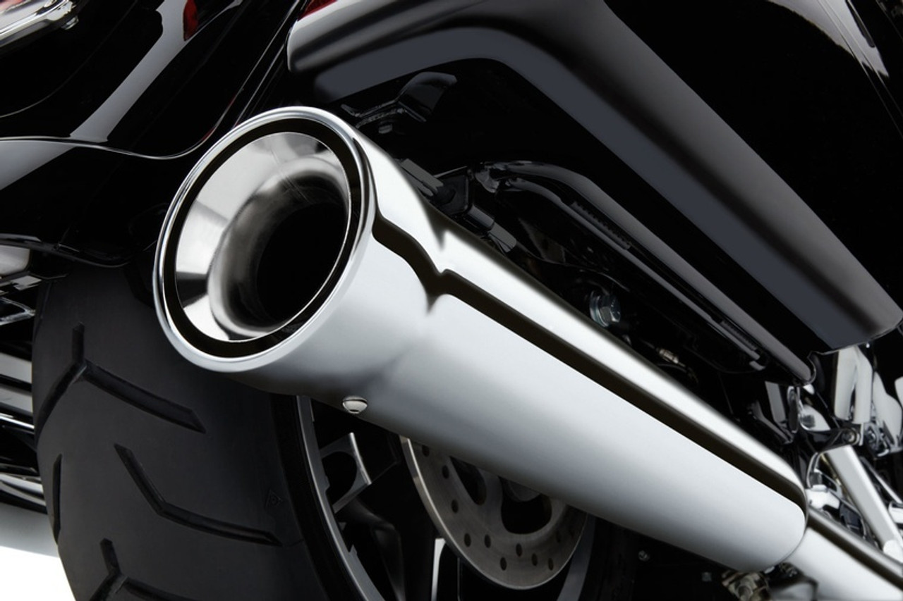 cobra complete stage 1 power package for 17 20 harley davidson touring with chrome neighbor haters