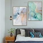 Buy Marble Pattern Canvas Print Wall Art Decor