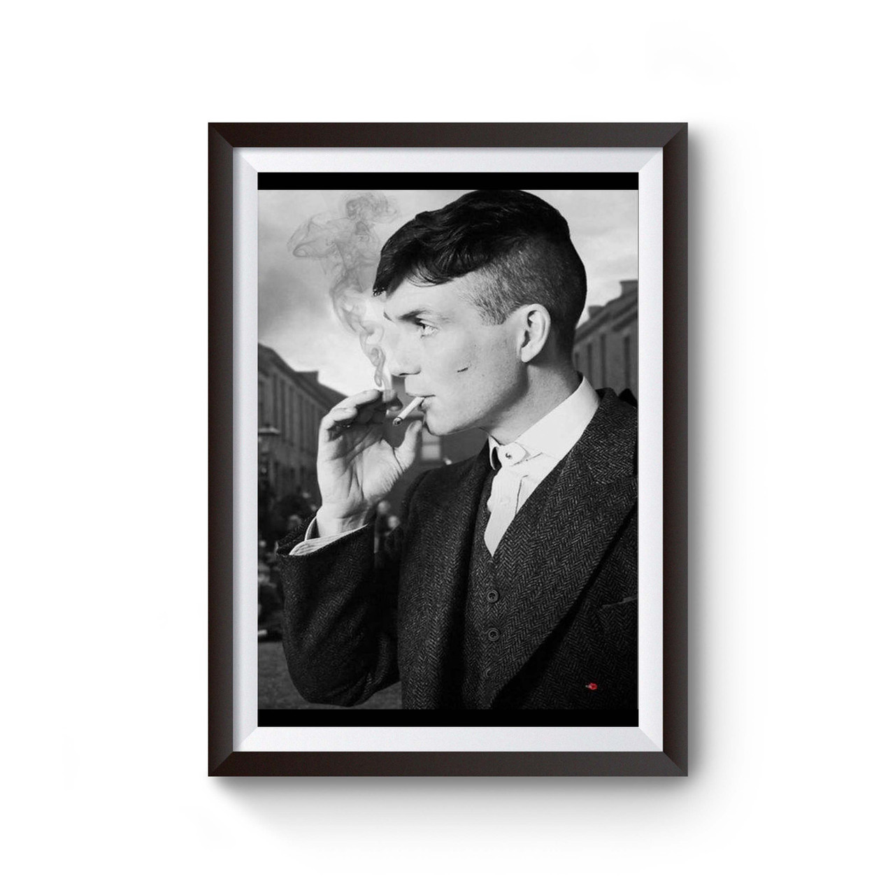 tommy shelby peaky blinders poster