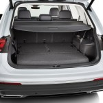 2018 2021 Volkswagen Tiguan Cargo Cover Free Shipping Vw Accessories Shop