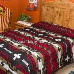 Native American Style Bed Spread Laguna King