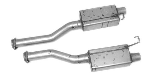 mustang 1996 2004 cat back system