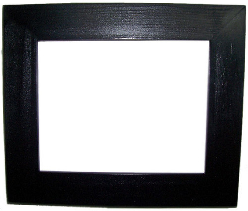 2 inch modern wood frames 12x17