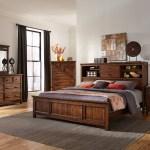 Wolf Creek Bookcase Storage Bed