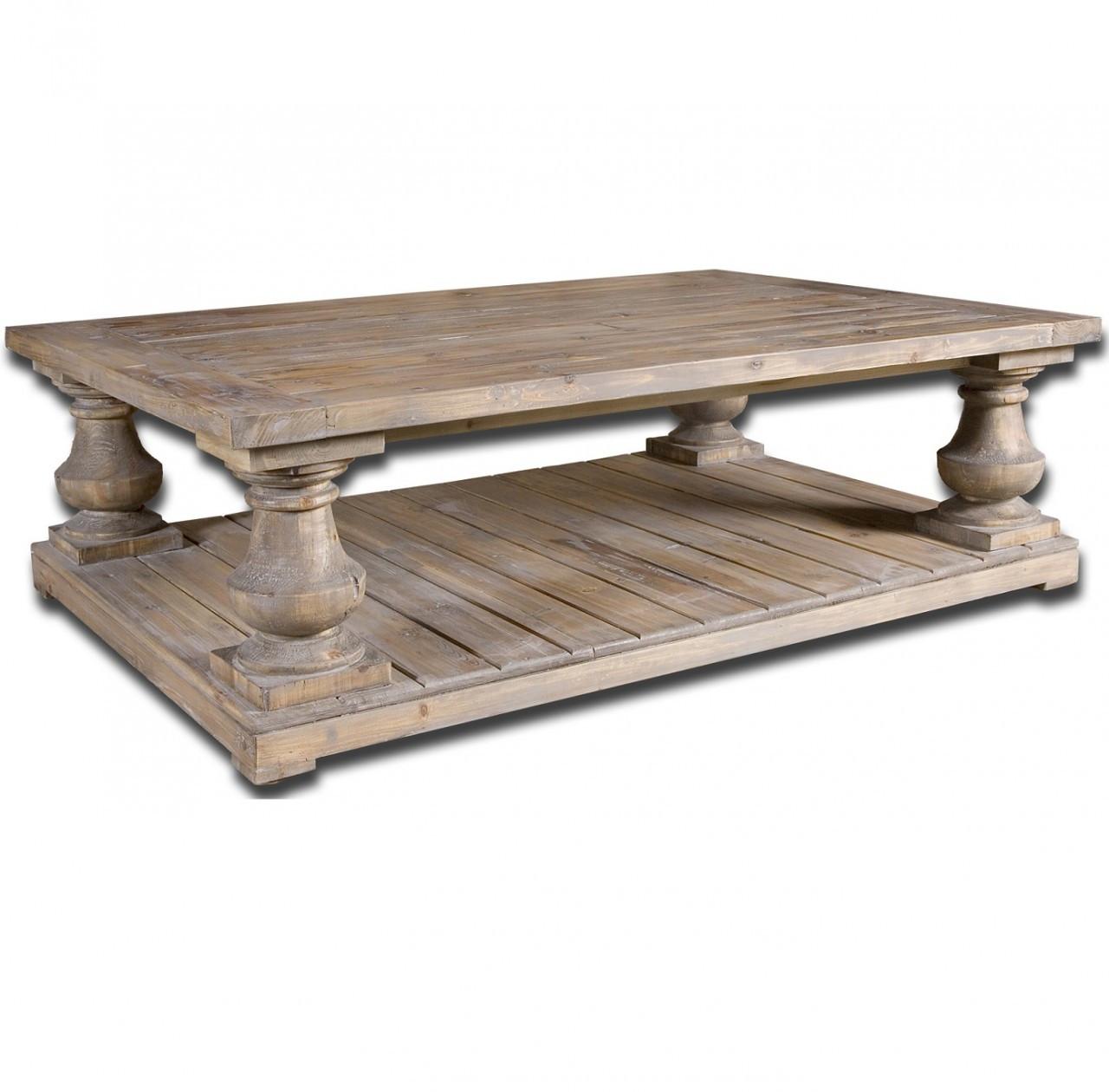 salvaged wood rustic coffee table 60