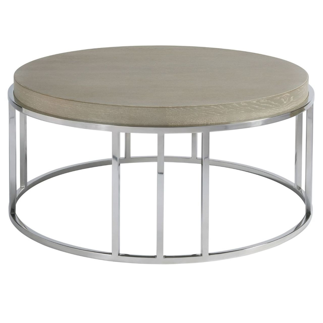 coastal zephyr grey round cocktail table 40