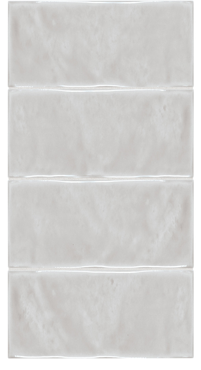 marlow mist 3x6 glossy wall tile