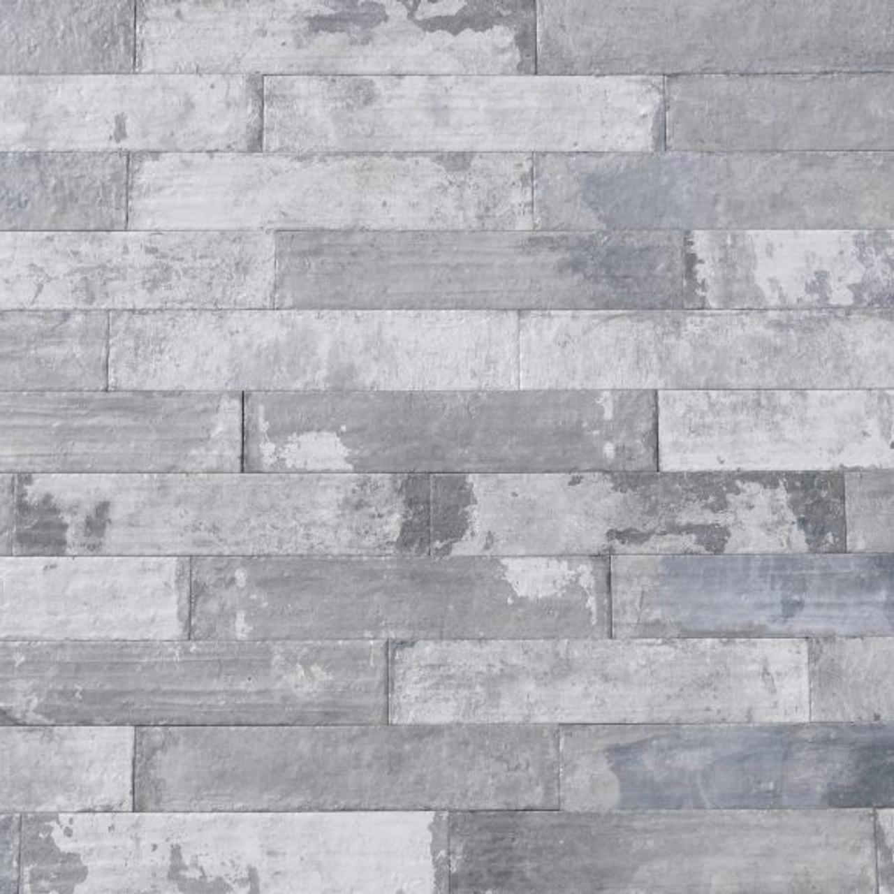 cotto brick ash 3x16