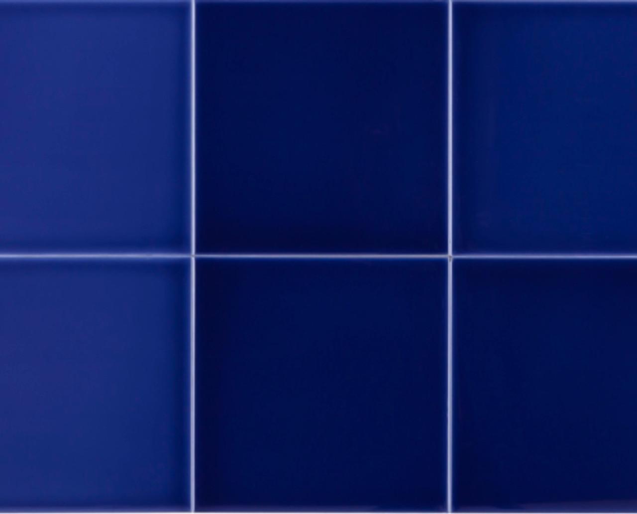 riviera santorini blue 8x8 field tile