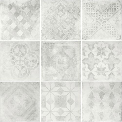 motif monet 8x8 ceramic tile