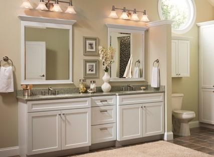 kraftmaid bathroom vanity base