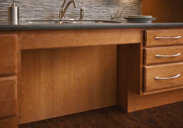 universal designs for kitchen or bath