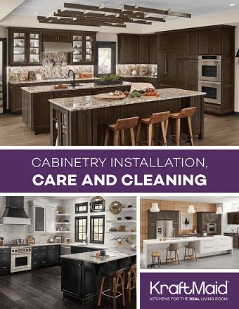 Cabinetry Care And Design Literature Kraftmaid