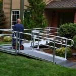 Modular Wheelchair Ramps Pathway 3g Modular Access System