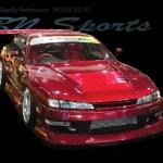 Bn Sports Type 4 Full Body Kit For Kouki 97 98 S14 Faction Motorsports