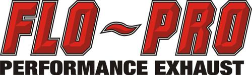 flo pro 4 aluminized dpf race pipe