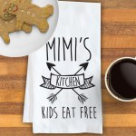 Personalized Kitschy Kitchen Towel