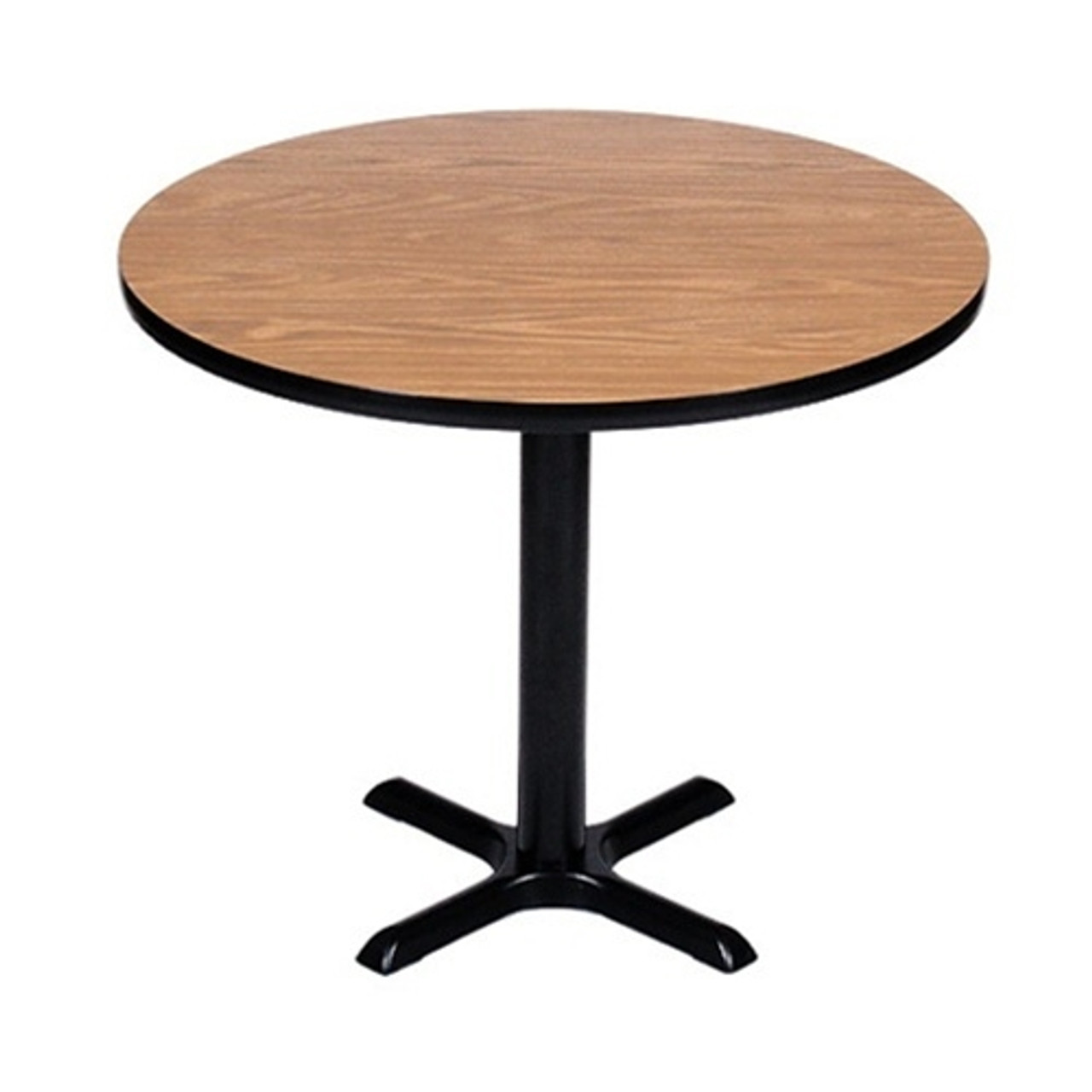 correll bxt24r 24 in round cafe table