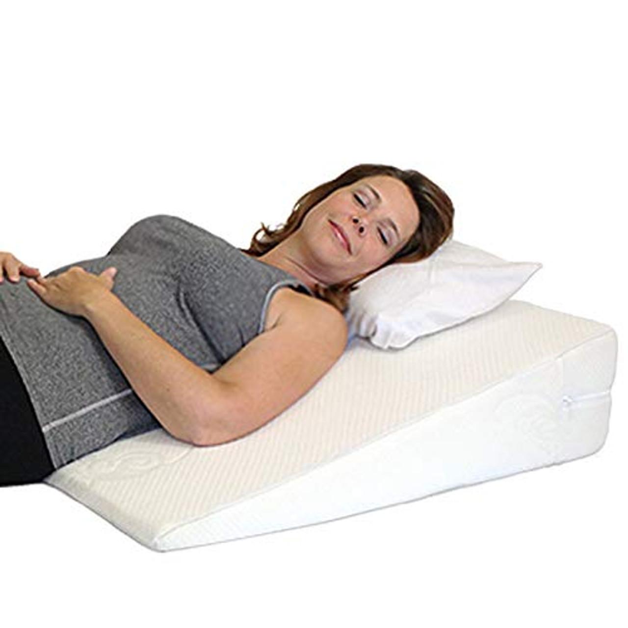 acid reflux wedge pillow usa made