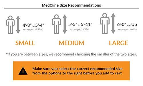 medcline acid reflux relief bed wedge
