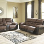 Earhart Chestnut Reclining Sofa Double Reclining Loveseat With Console On Sale At American Furniture Of Slidell Serving Slidell La