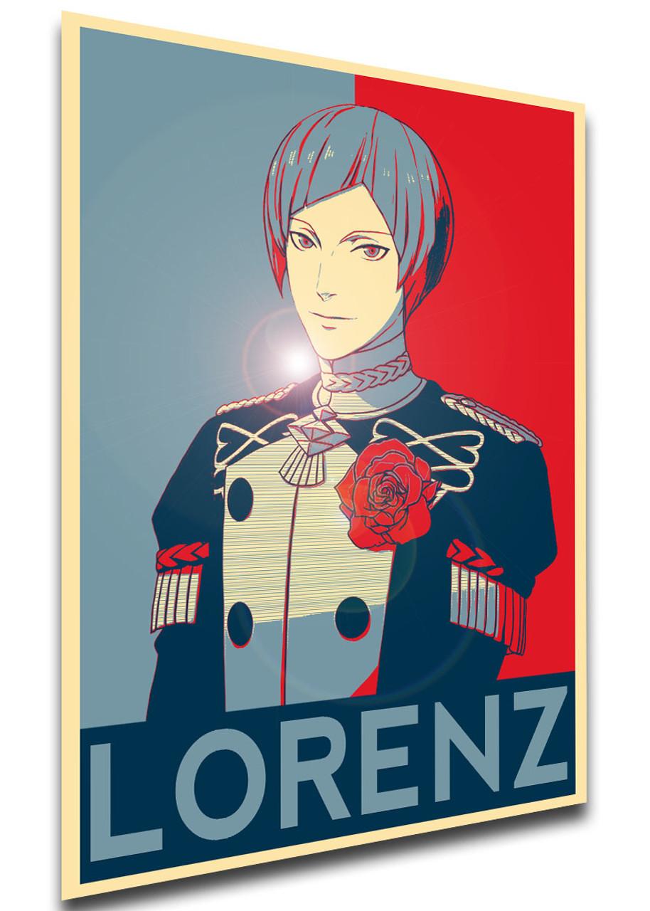 https propaganda world com poster propaganda fire emblem three houses lorenz
