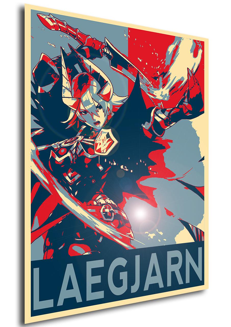 poster propaganda fire emblem heroes