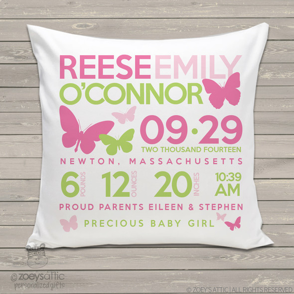 personalized pillows and pillowcases