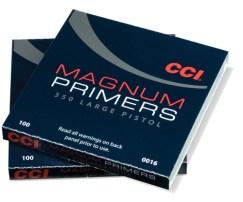 CCI Standard 250 Magnum Large Rifle Primers 250 Mag   Large Rifle #0015