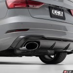 Ecs Tuning Carbon Fibre Rear Diffuser Rs3 8v Awesome Gti Volkswagen Audi Group Specialists