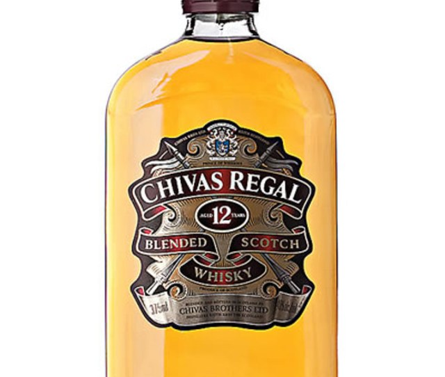 Chivas Regal  Year Old