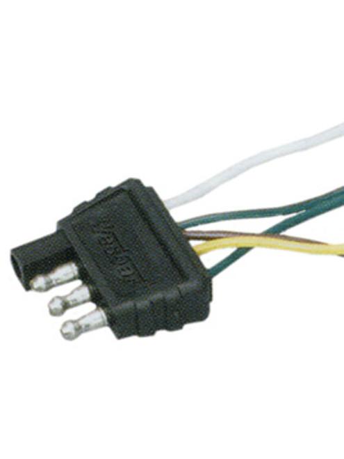 twh20  4flat trailer wire harness  20'