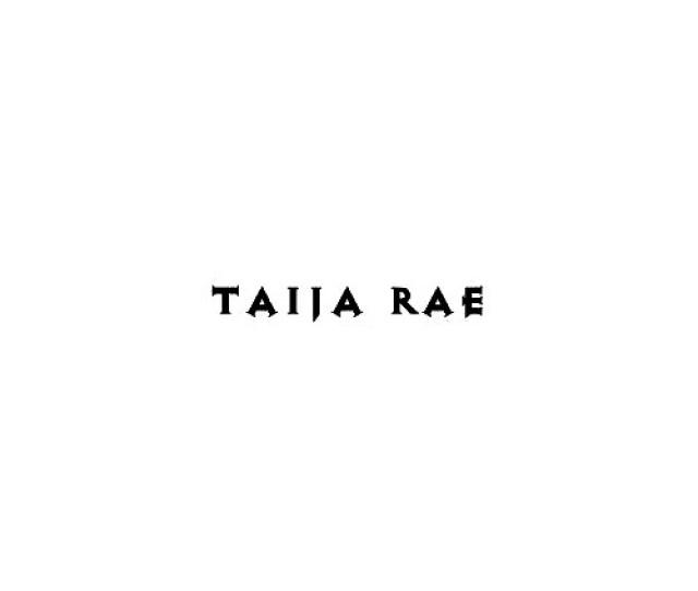 Taija Rae Vinyl Decal Sticker