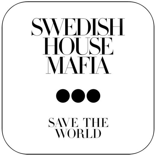 Swedish House Mafia Save The World Album Cover Sticker