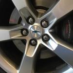 Set Of Chevy Bowtie Decals For Wheel Center Cap