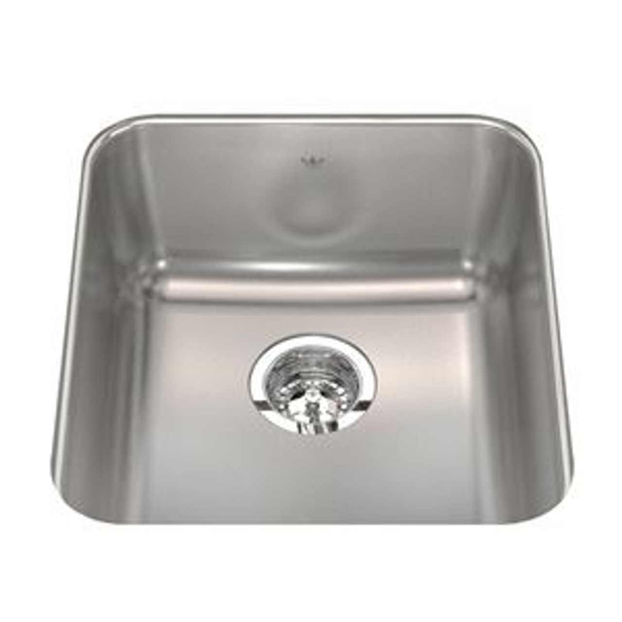 kindred qsua1917 8 17 single bowl stainless steel undermount bar prep sink in stainless steel