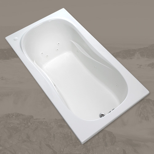 Mirolin Newport 60 X 32 Drop In Tub York Taps