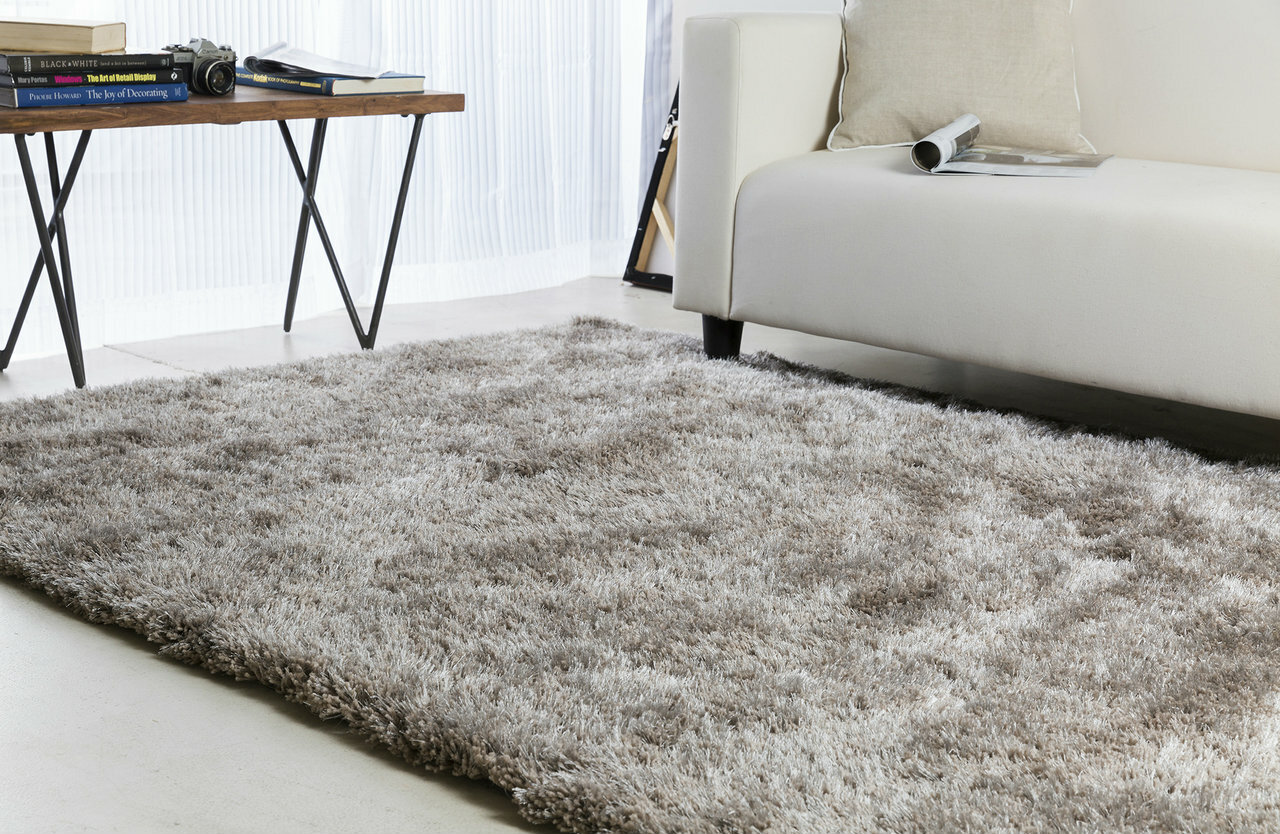 grizzly area rug taupe 8 x 10