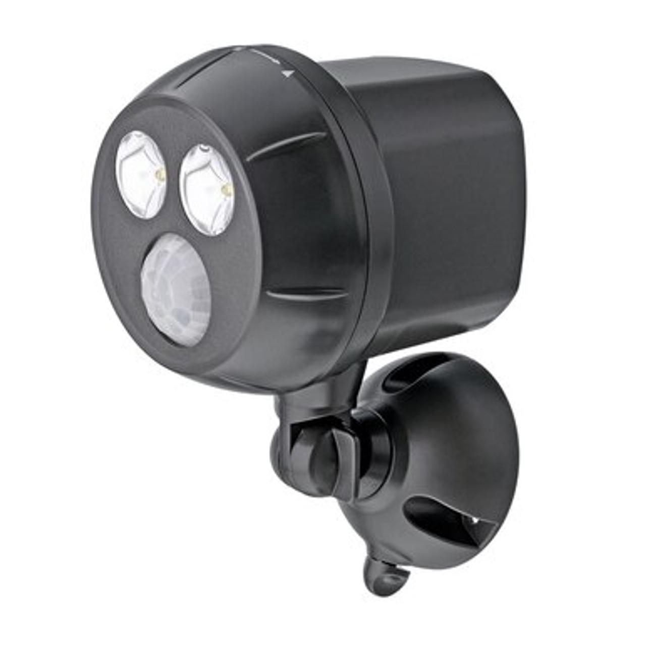 mr beams ultrabright led wireless motion sensor spotlight