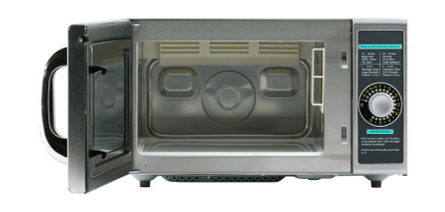 medium duty commercial microwave oven with 1000 watts r21lcfs