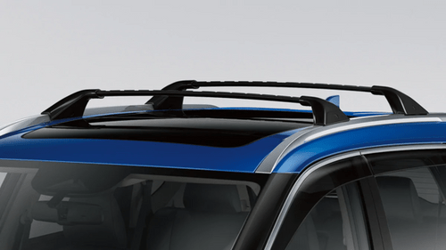 nissan roof rack bars attachments