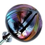 Drawer Pulls Art Glass Handblown Glass Cabinet Knobs Karen Curtis